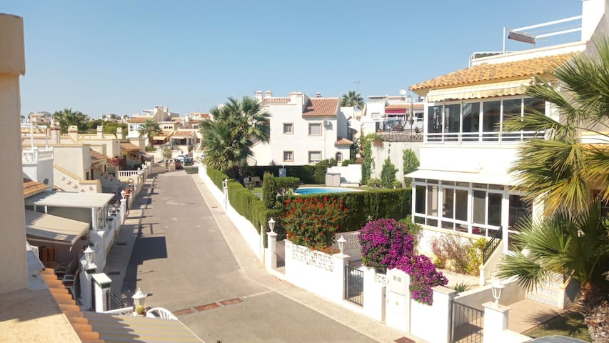 Ferienhaus in Spanien-Costa Blanca-Playa Flamenca