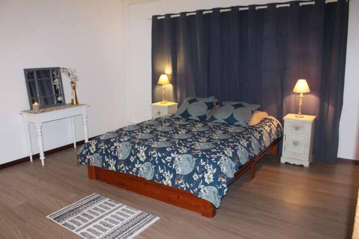 Bas de villa cosy Faubourg Blanchot
