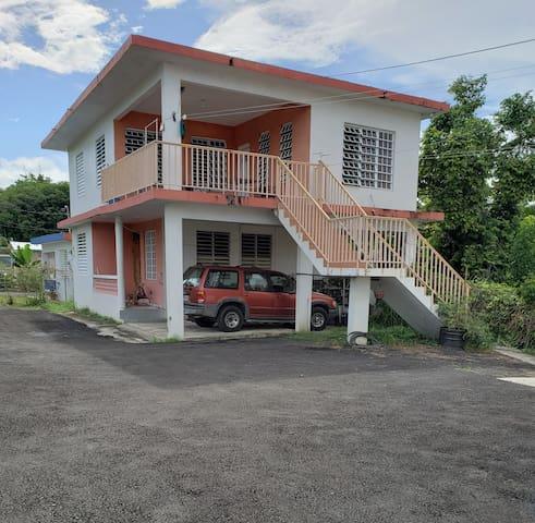 Abner - House