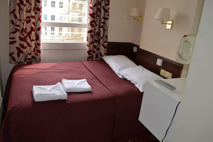 Double Bed for Single Occupancy - Room Only.