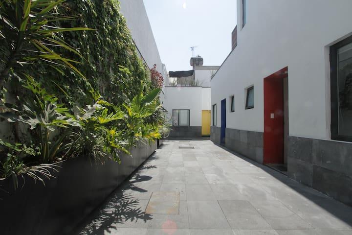 Apartment zona Roma - Πόλη του Μεξικού - Διαμέρισμα