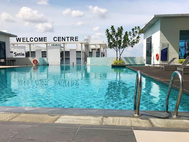 Rentradise Nova Suite in Johor Bahru