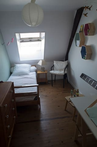 chambre milieu