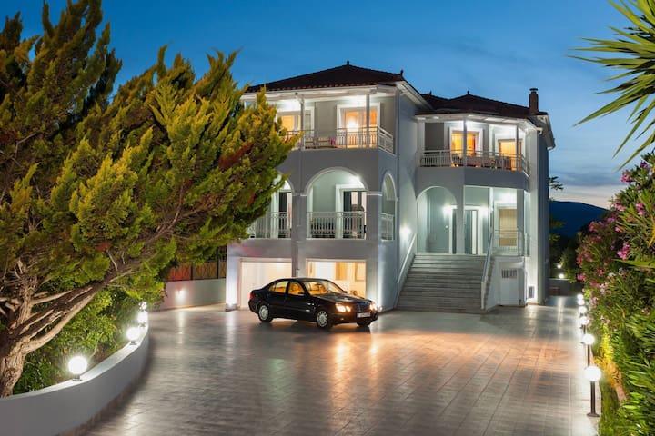 Spacious,modern flat in zakynthos - Μουζάκι - Huoneisto