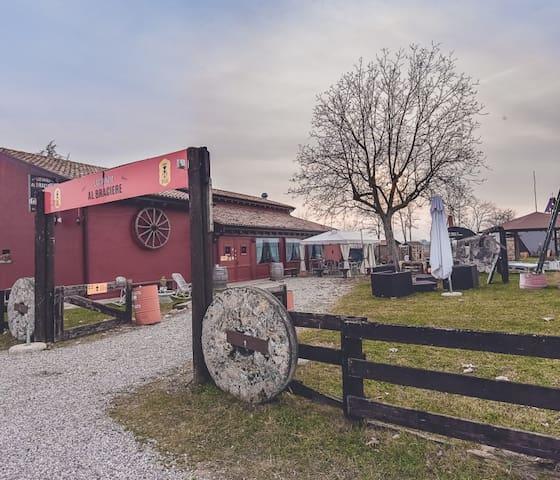 Locanda Al Braciere (Treviso/Valdobbiadene) - Povegliano