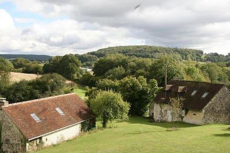 Maison charmante auprès des chevaux - Colonard-Corubert