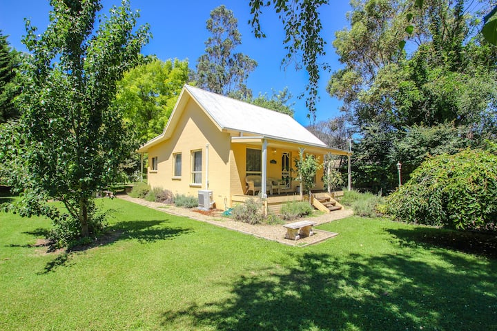 HARRIETVILLE COTTAGE : Harrietville