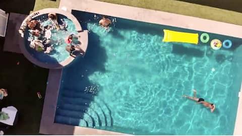 Huis in Miramar met zeezicht en eigen zwembad