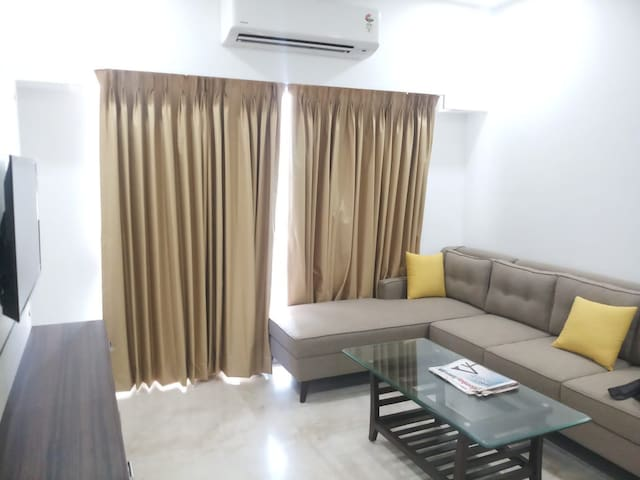Premium and Brand new Fully Furnished 2Bhk in BKC