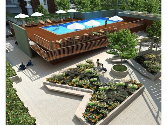 Apart hotel City Rentals - Las Condes - Apartamento com serviços incluídos