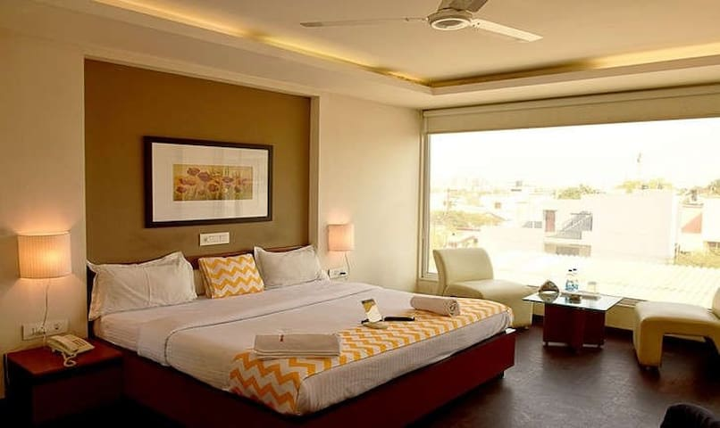 Luxury apartment in the centre of the city Indore. - Indore - Lejlighed