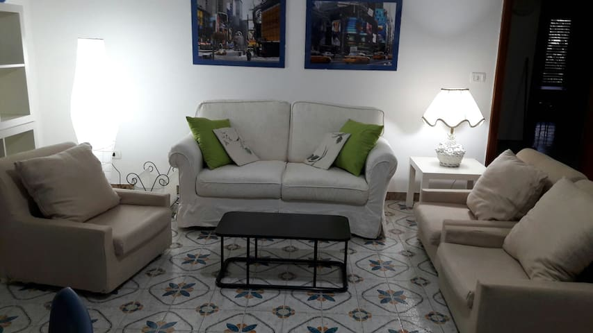 Nice apt close to Naples - Marano