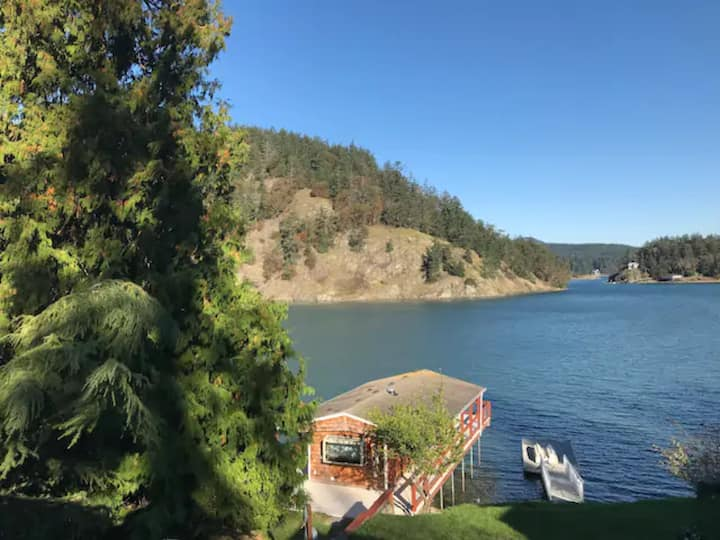 Cornet Bay Boat House (Deception Pass State Park)