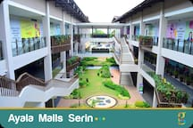 Serin Ayala Malls is just 4 km away (7 mins drive)