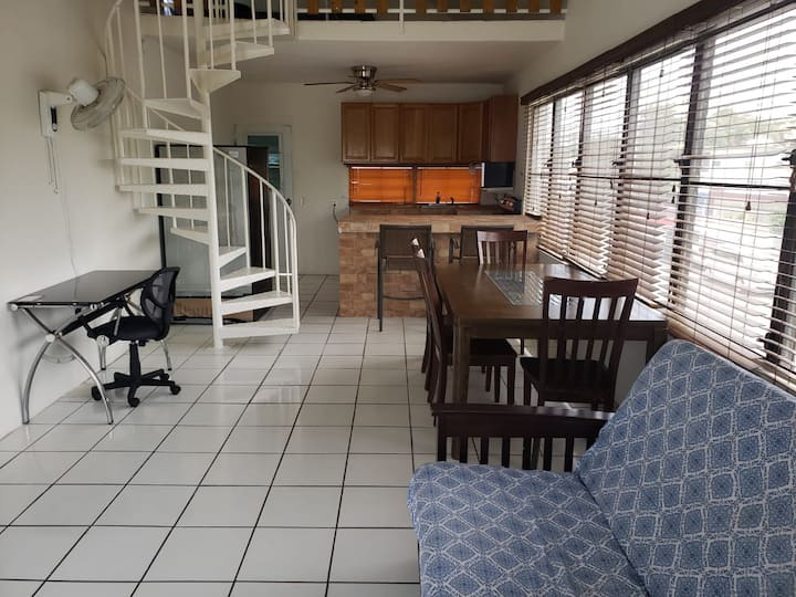 Isla verde *Loft 2 levels*OceanView* Beach House