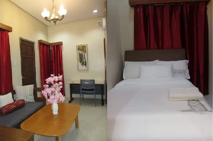 Pearl's Home-U3 1Bedroom Fully Furnished Apartment