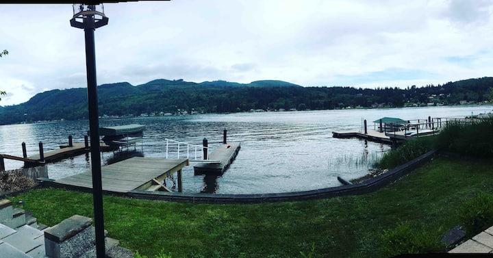 Comfort of Home on Big Lake!