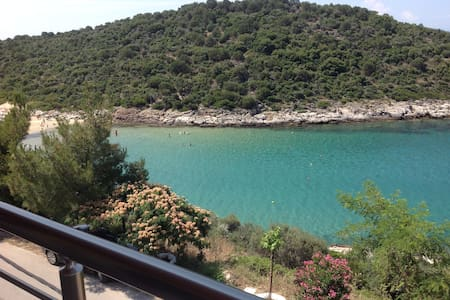 Charming 2 bedroom apartment by beach - Skala Marion, Thassos - Wohnung