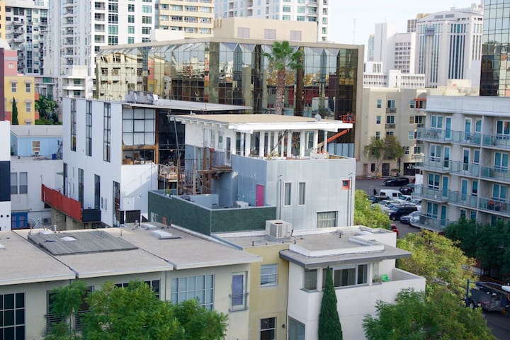 Urban Treehouse - Downtown San Diego - San Diego - Apartment
