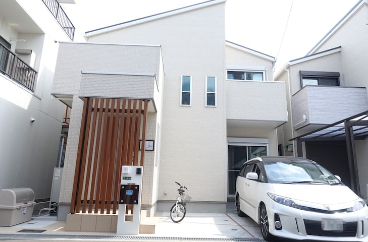 ♡Open sale♡ Newly built, whole building IS-1