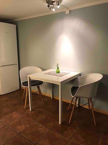 Godt alternativ til hotell i Porsgrunn. Nå m fiber