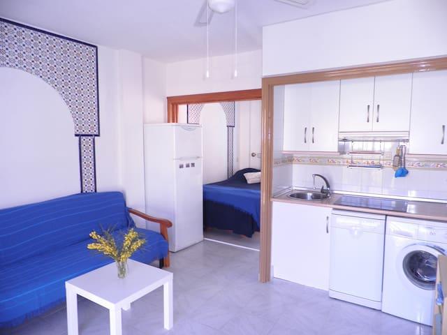 Appartement  4 pers 200 m de la mer - Mazarrón - Apartamento
