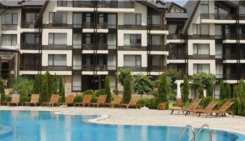 Aspen Golf, Ski & Spa near Bansko - Razlog - Departamento
