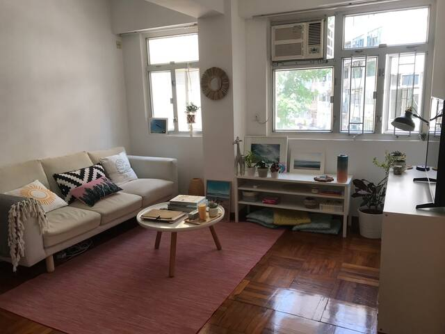 Super cosy appartement right in the heart of Soho