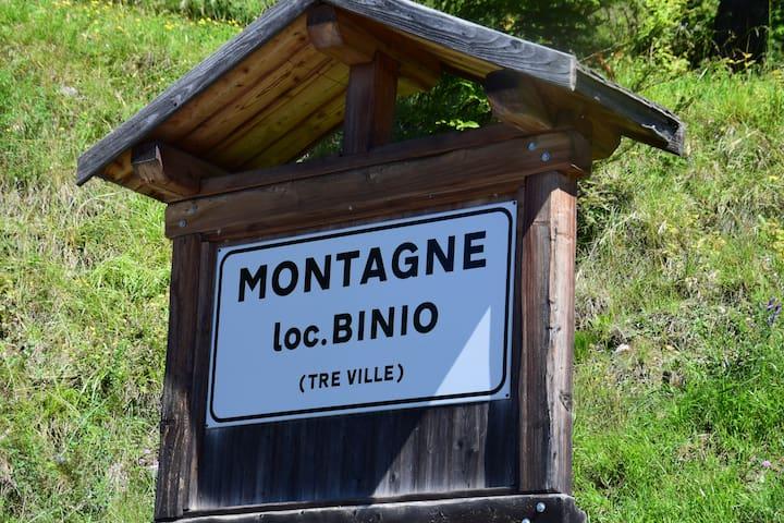 Montagne di Carlo - Montagne - Apartment