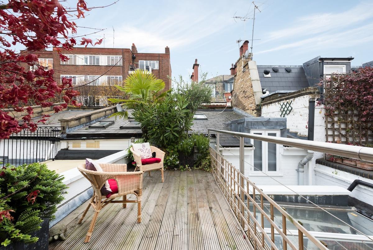 airbnb south kensington