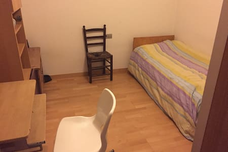 Habitació per a dues persones a Manresa. - Manresa - Leilighet