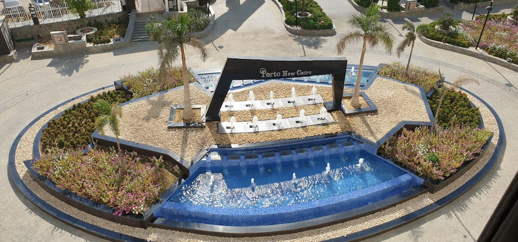 Axxodia Residence New cairo ApartHotel