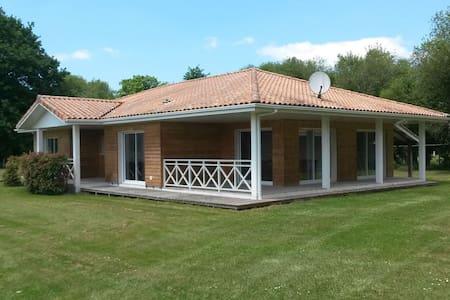 Maison des Ecureuils - Mimizan - 独立屋