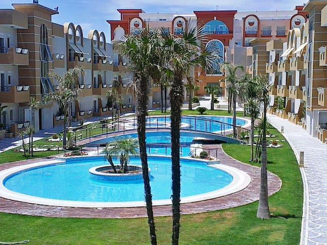 2 Bed Pool View Apartment at Dunes Resort