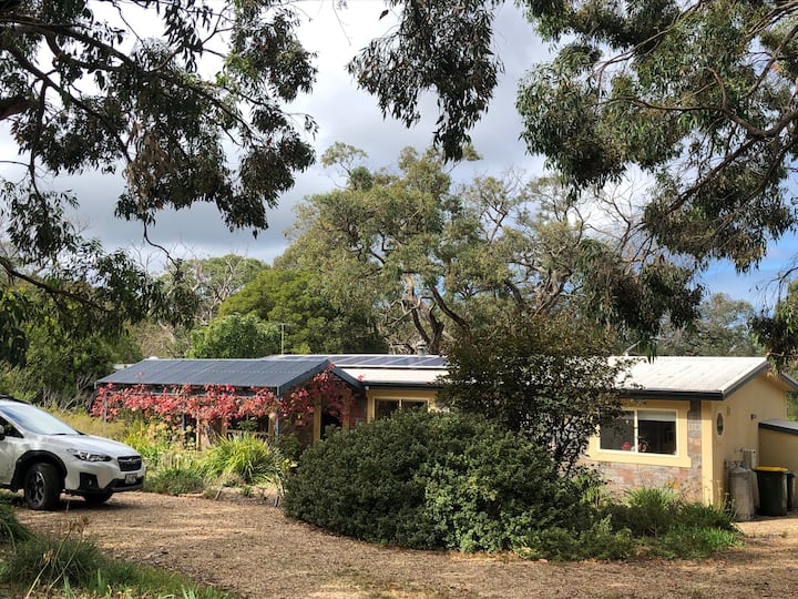 Araluen at Silverton pet Friendly Holiday home