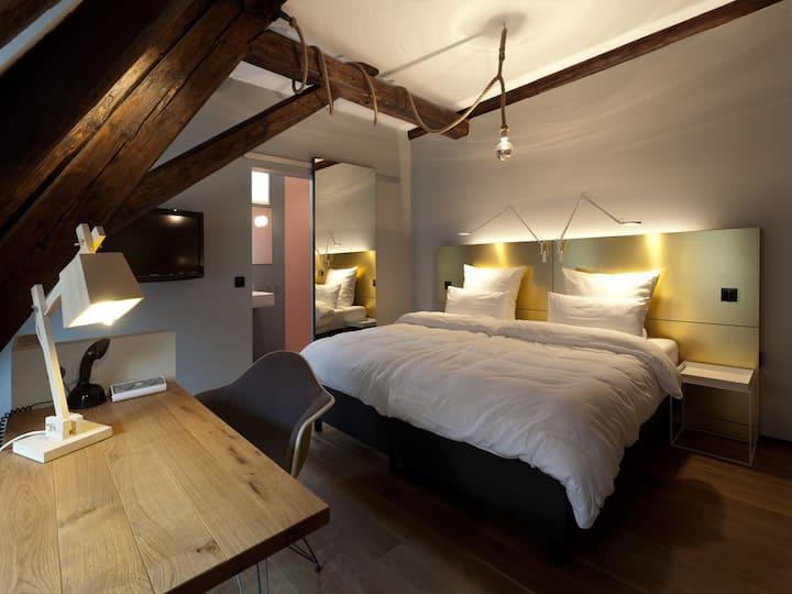 Attic Loft -  Stay in a historic landmark building est. 1540