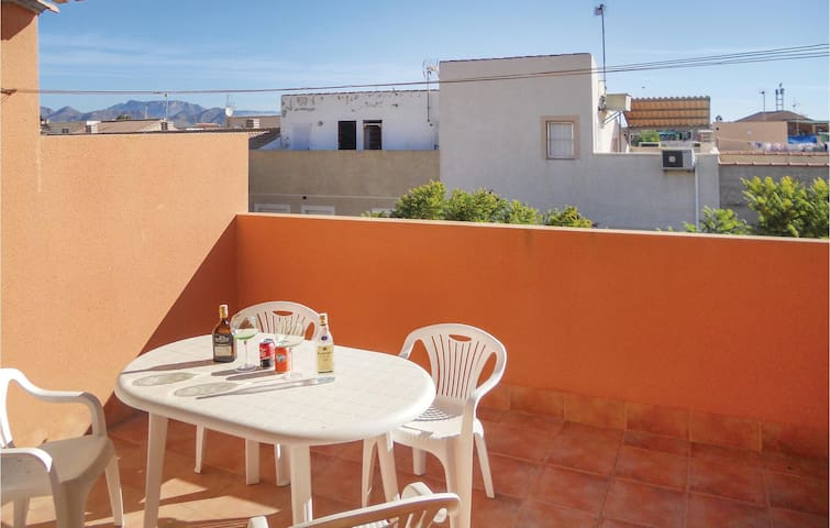 Holiday cottage with 2 bedrooms on 65 m² in Puerto de Mazzarón