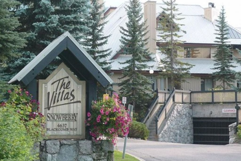 The Snowberry Villas