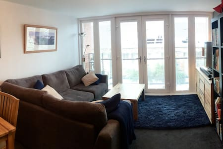 Comfortable two bedroom Quayside apartment. - Gateshead - Apartmen