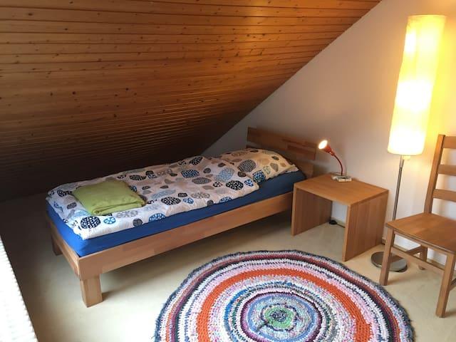 Gemütliches Dachterrassenzimmer - Stuttgart - Casa