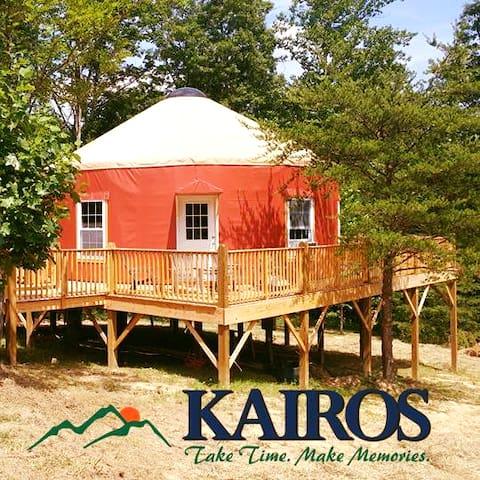 Kairos Wilderness Yurts