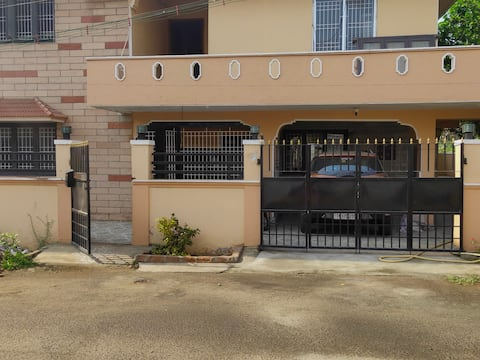 RR Nest -  Home that is 4km away from Airport