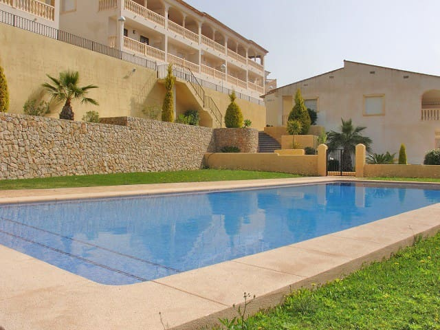 Beautiful views, comfortable townhouse - La Almazara - Apartment