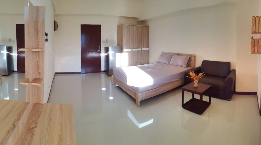 Lovely room good view at SR Condominium Chiang Mai