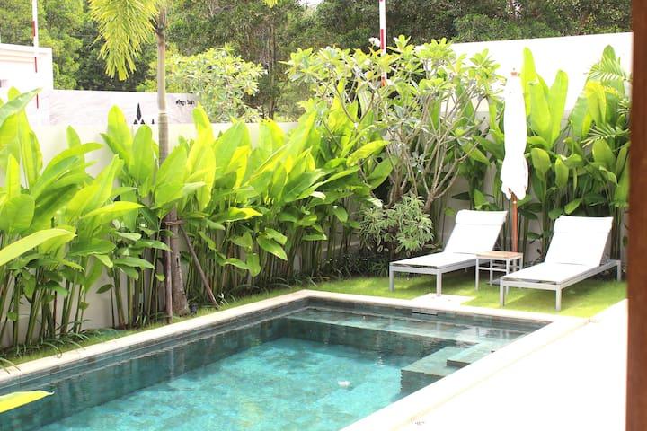 Beautiful Pool Villa Cherngtalay - Phuket - Villa