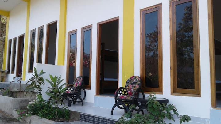 Tarsan homestay room 7
