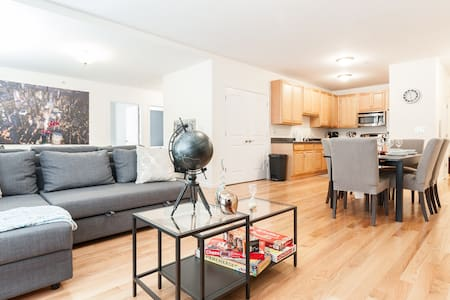 *Beautiful Home* Just 20 mins to NYC! - 崖邊公園(Cliffside Park) - 公寓