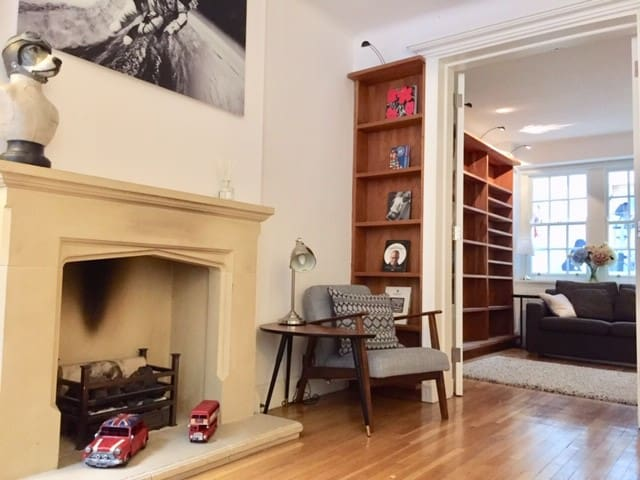 Fantastic 5 bedroom town house in Marylebone W1