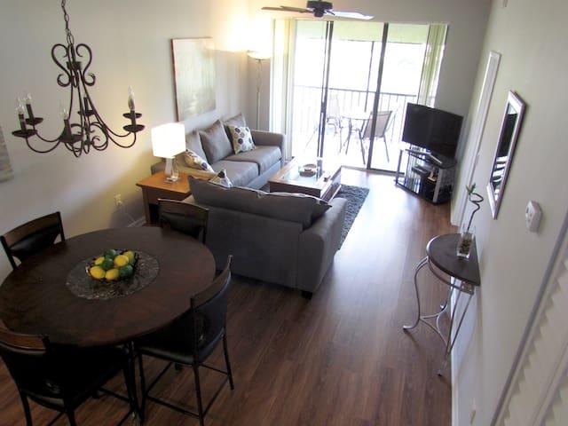 Luxury Condo, Free Wifi, , Pools, Tennis, Beaches - Bradenton - Wohnung