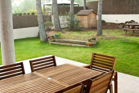 Casa en plena naturaleza, cerca playa y deValencia - Gilet - House